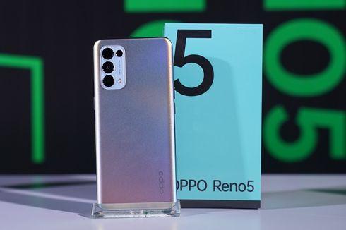Oppo Reno5 Meluncur 12 Januari 2021 di Indonesia