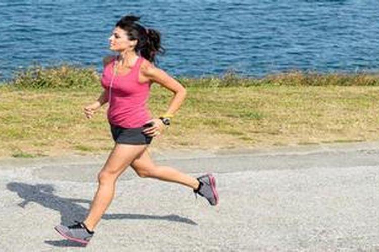 Road run butuh latihan yang baik dan benar.