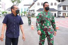 Mensesneg Temui KSAD Andika Perkasa Jelang Pergantian Panglima TNI, Ada Apa?