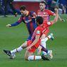 Hasil Barcelona Vs Granada: Gol Messi Sia-sia, Blaugrana Gagal Kudeta Atletico