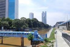 PSI Nilai Naturalisasi Sungai di Karet Tak Jelas, padahal Anggarannya Rp 12,7 Miliar