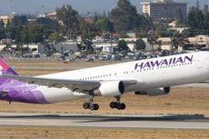 Pramugari Meninggal Dunia, Penerbangan Hawaiian Airlines Dialihkan