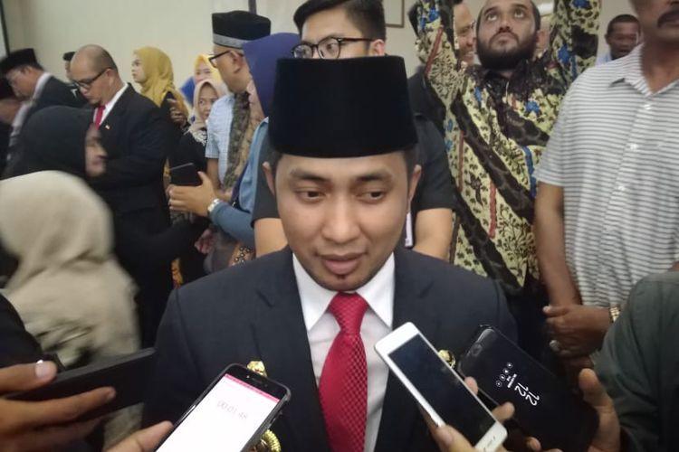 Bupati Penajam Paser (PPU), Kalimantan Timur, Abdul Gafur Masud.