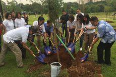 Dimulai 2019, Penanaman 200.000 Pohon di Jakarta Ditargetkan Terpenuhi pada 2022