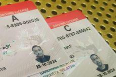 Kapan Penggolongan SIM C Mulai Berlaku?