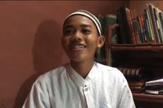 Fikri, Santri yang Sebut Prabowo Menteri Jokowi: Ga Ada Pikiran, Spontan Saja