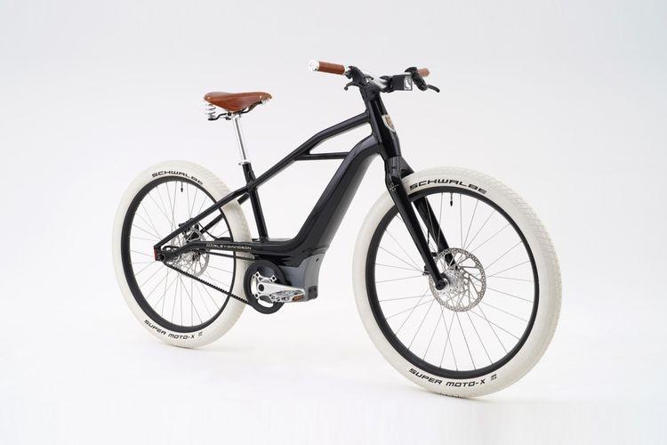 Sepeda listrik Serial 1 Mosh.