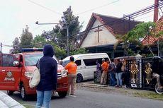 Rekonstruksi Penyerangan Gereja Santa Lidwina, Suliyono Amati Target sebelum Beraksi