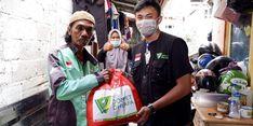 Kisah Blusukan Dompet Dhuafa Bagikan Sembako untuk Masyarakat Terdampak Corona