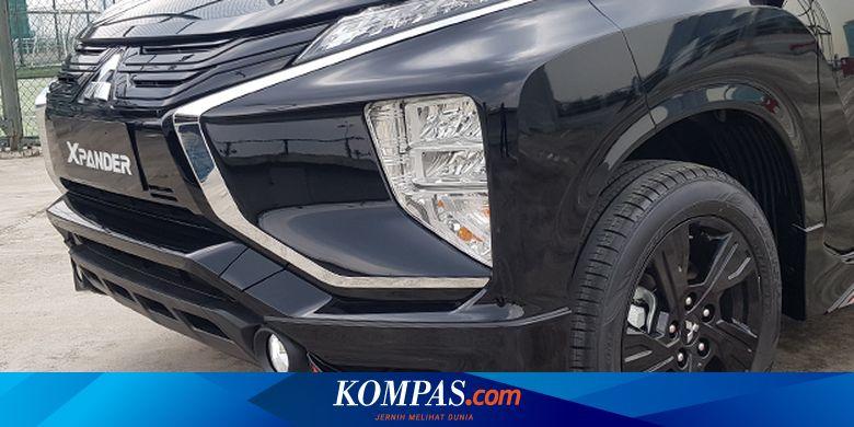 Mitsubishi Luncurkan Dua Xpander Edisi Serba Hitam