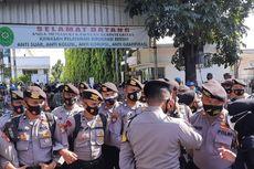 Ada Sidang Rizieq, Pintu Gerbang PN Jaktim Dijaga Ratusan Polisi