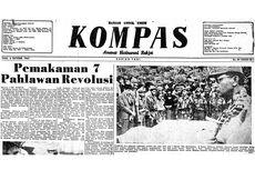 Hari Ini dalam Sejarah: Detik-detik Peristiwa G30S/PKI saat RRI Dikuasai