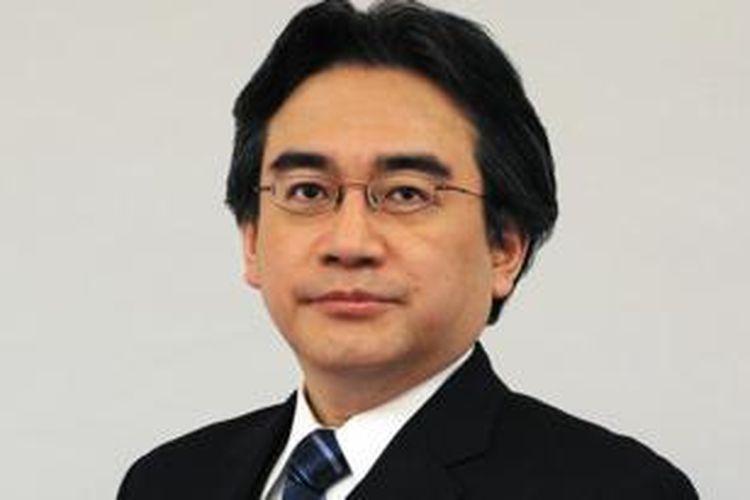 Satoru Iwata, President Global Nintendo