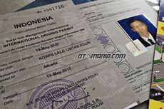 Bikin SIM Internasional Bisa Online, Tarifnya Cuma Rp 250.000