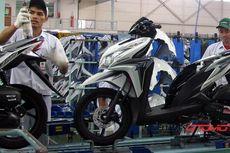 Sepeda Motor Honda Aman Teguk Pertalite