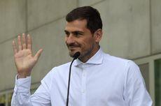 Ide Iker Casillas untuk Sepak Bola Eropa Dimentahkan Presiden LaLiga