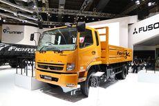Laporan Penjualan Kuartal I Mitsubishi Fuso