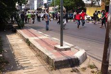 Diprotes, Penertiban Pedagang Hewan Kurban Jalan KH Mas Mansyur Batal