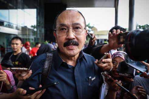 Fredrich Yunadi Ungkap Alasannya Mundur sebagai Pengacara Novanto