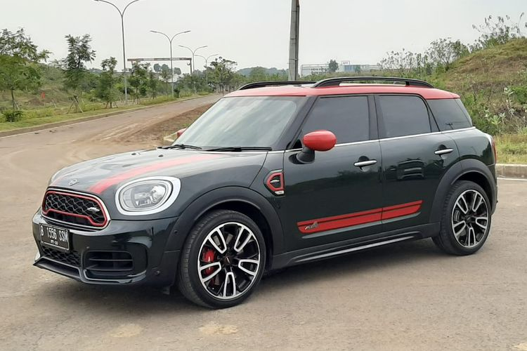Test Drive Mini JCW Countryman