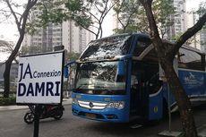 Sistem Antrean Bus di Soetta Diperbaiki, Transaksi Pakai QR Code