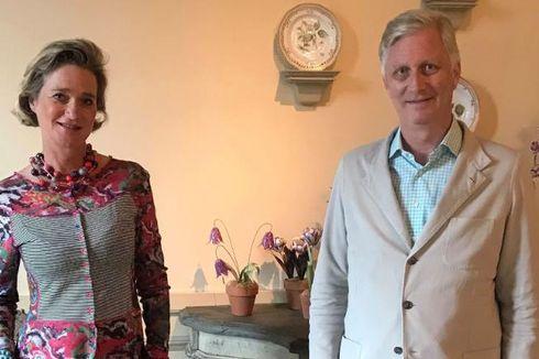 Pertemuan Pertama Raja Belgia dengan Saudara Tirinya yang Awalnya Dirahasiakan Kerajaan