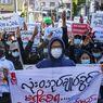 Kekerasan Kudeta Myanmar Terus Berlanjut, Jepang Ancam Hentikan Semua Bantuan