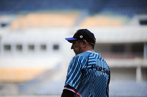Pelatih Persib Kritik Jadwal Liga 1 2020