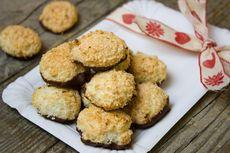 Resep Coconut Lime Cookies, Kreasi Kue Kering Lebaran dari Koki
