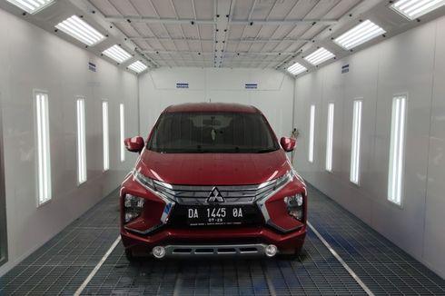 Mitsubishi Tambah Fasilitas Bodi dan Cat di Kalimantan