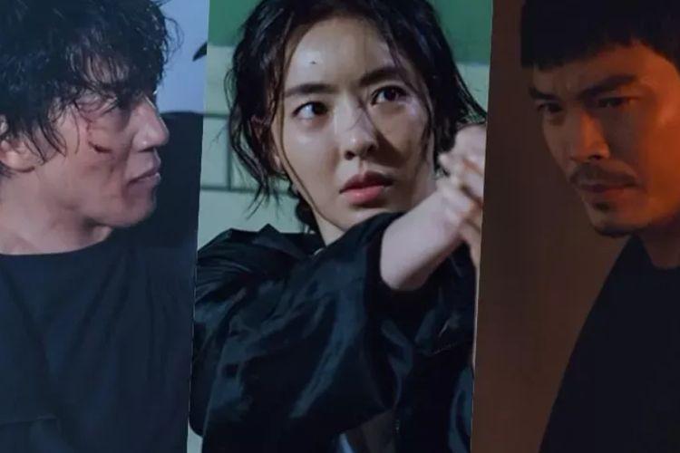 Drama Korea L.U.C.A.: The Beginning.