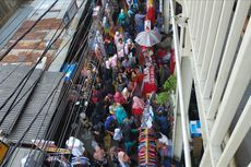 PKL Tak Boleh Berjualan di Trotoar Jalan Arteri