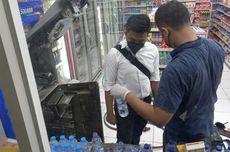 Mesin ATM di Minimarket Dibobol Maling, Uang Ratusan Juta Rupiah Raib, Polisi: Pelaku Lebih dari 1 Orang