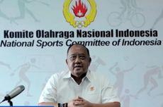 Pertandingan Karate Berlangsung Aman, Ketum KONI Puji PB FORKI