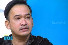 Ruben Onsu Berurai Air Mata Curhat Betrand Peto Disebut Anak Pungut
