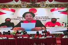 Rabu Siang, Megawati Resmikan 20 Kantor DPD/DPC PDI-P Secara Virtual