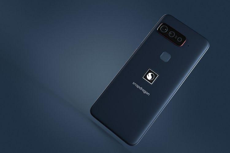 Ponsel pertama Qualcomm, Smartphone for Snapdragon Insiders.
