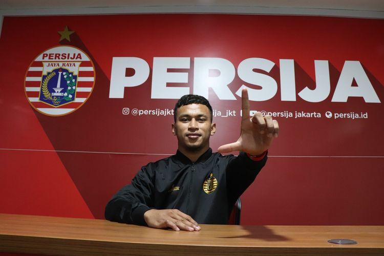 Rekrutan anyar Persija Jakarta, Osvaldo Haay