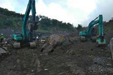 Tebing Longsor di Sungai Gendol Sleman, Dua Sopir Truk Meninggal Dunia