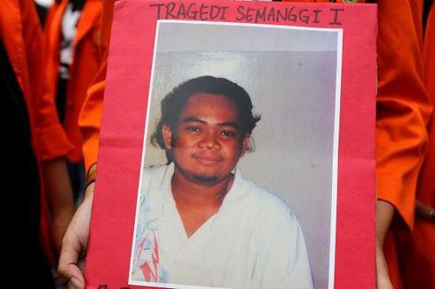 Lubang Peluru di Tubuh Wawan, Aktivis Tim Relawan untuk Kemanusiaan