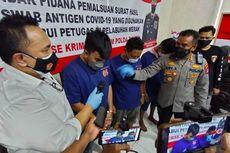 Polisi Bongkar Sindikat Pemalsu Surat Rapid Test Antigen di Pelabuhan Merak, Salah Satunya Dokter Klinik