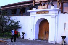 Disayangkan, Sumur Tempat Diponegoro Wudhu di Benteng Willem II Ditutup Panggung