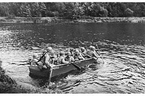 Fakta Baru, Perahu di Dasar Bengawan Solo Ternyata Kendaraan Tentara AS