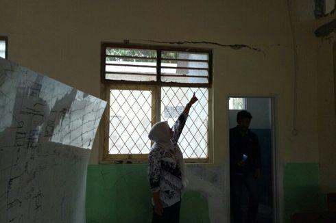 BPPT Pastikan Bangunan Sekolah Khusus di Tangsel Retak akibat Pergeseran Tanah