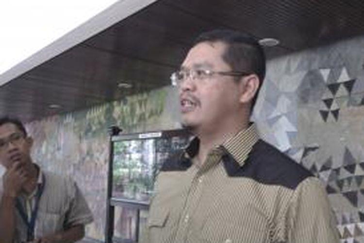 Wakil Ketua Komisi V DPR, Yudi Widiana