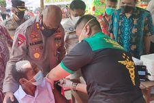 Sambut PON XX 2021, Pemprov dan Polda Papua Genjot Vaksinasi untuk Pelajar
