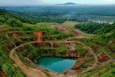 Terdaftar di UNESCO Global Geopark, Open Pit Nam Salu Terganjal Persoalan Lahan