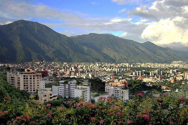 Ibu kota Venezuela, Caracas adalah salah satu dari 50 kota paling berbahaya di dunia.
