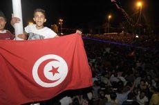 Polisi Tunisia Gunakan Gas Air Mata untuk Bubarkan Demonstrasi