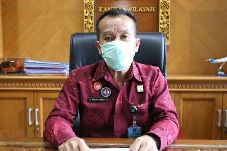 Kakanwil Kemenkumham Bali Jamaruli Manihuruk